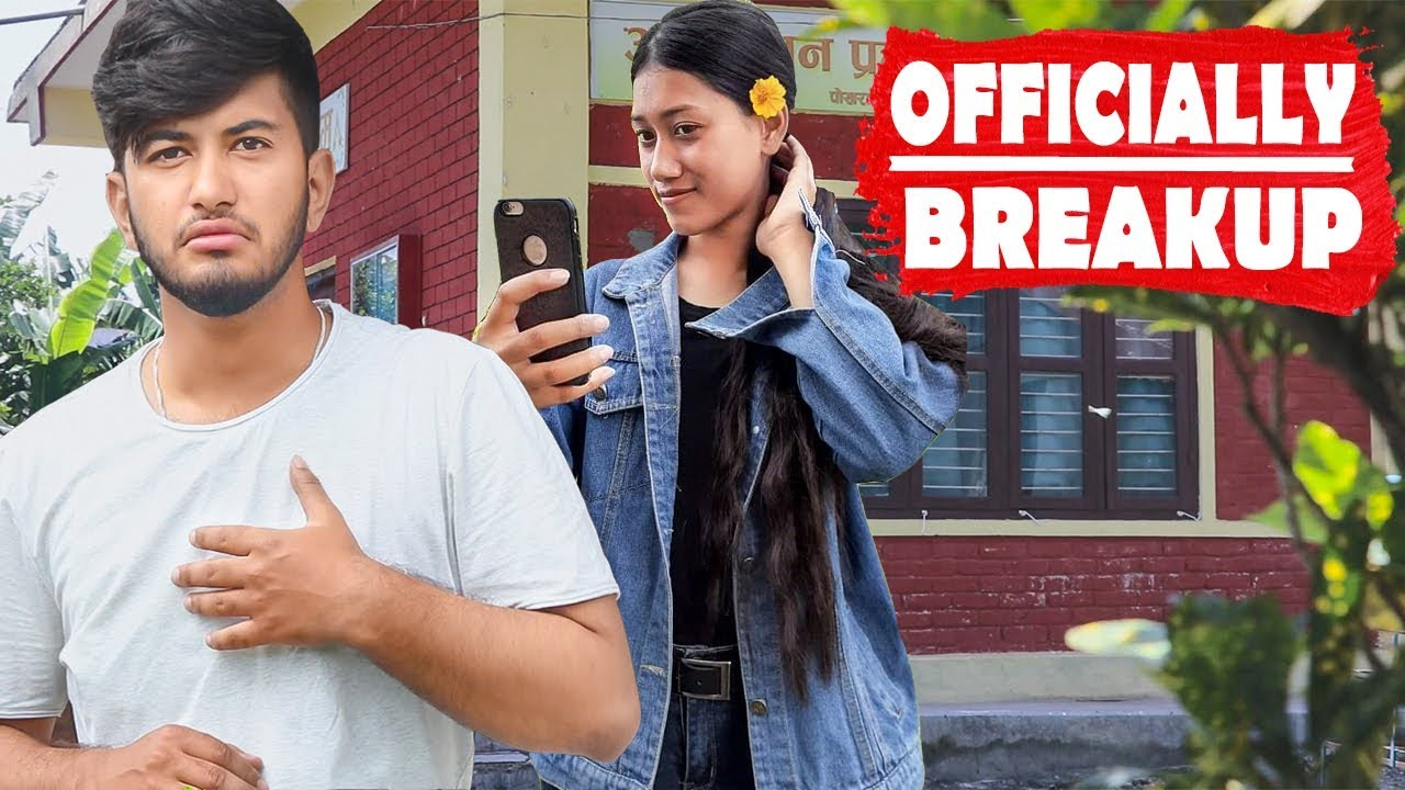 Officially Breakup|Modern Love|Nepali Comedy Short Film| SNS Entertainment