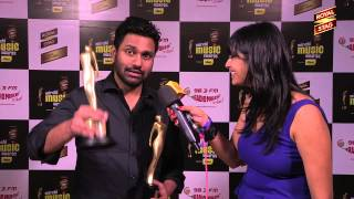 Mithoon Sharma on winning Album of the Year at the 6th Royal Stag Mirchi Music Awards