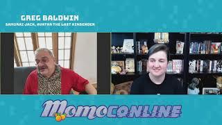 MomoConline: Tea with Uncle Iroh: An Hour with Greg Baldwin
