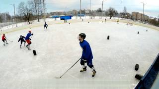 Зимняя классика  Выборг хоккей