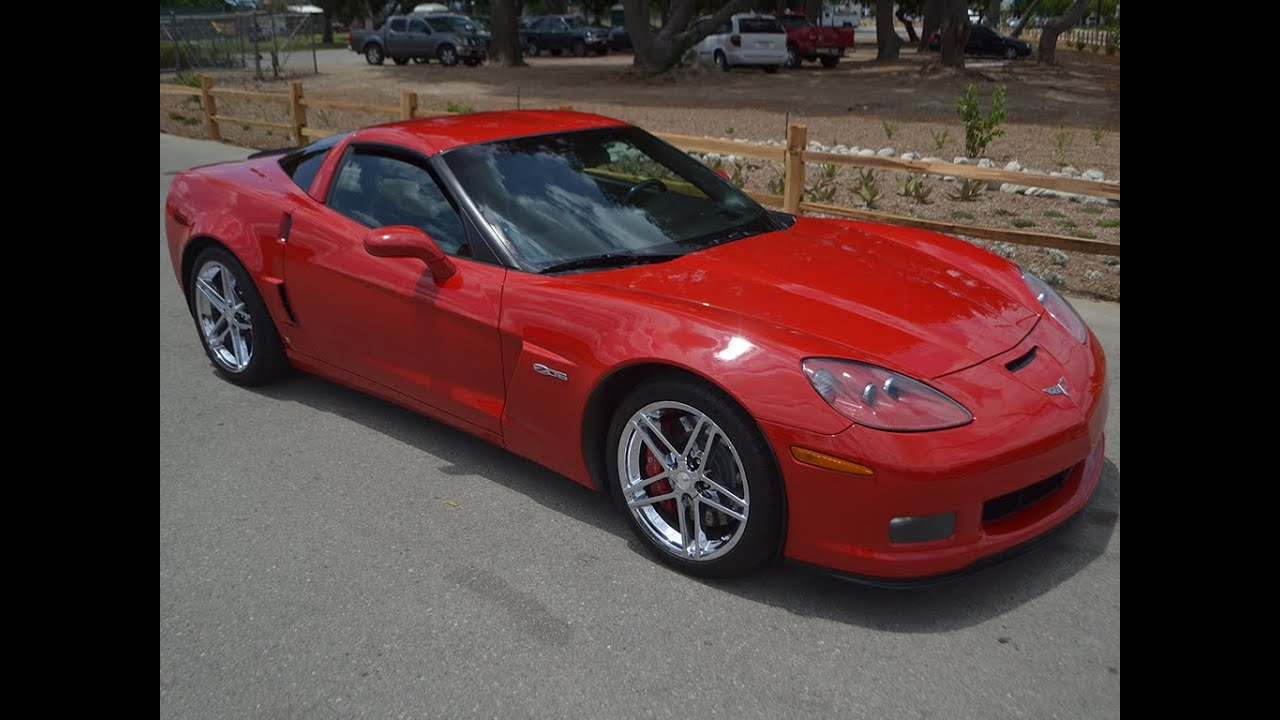 sold 2006 chevrolet corvette z06 coupe for sale by corvette mike youtube. Black Bedroom Furniture Sets. Home Design Ideas