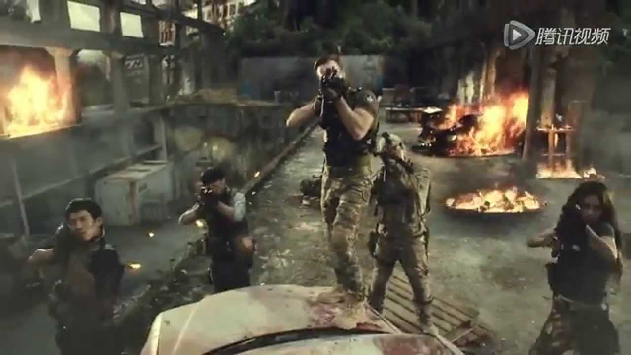 New call of duty commercial - Call Of Duty Online 2015 Chris Evans Live Action Movie Commercial Trailer Hd