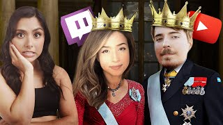 Michelle vs. The Queen of Twitch and The King of YouTube