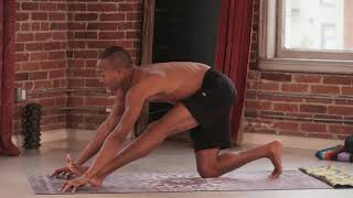 Baseline Yoga Class