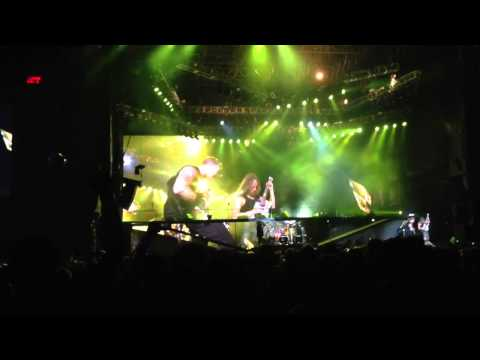 Metallica - Battery Live in Malaysia 2013