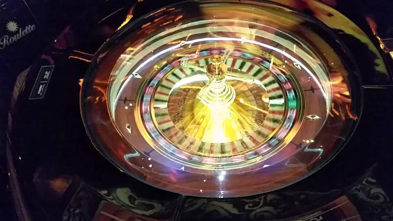 Merkur Roulette Tisch