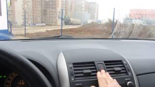 Авто-Брокер обзор Toyota Corolla, 2009 г.