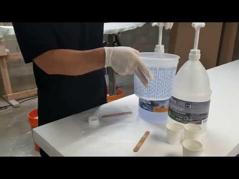 Epoxy Resin Metered Pumps