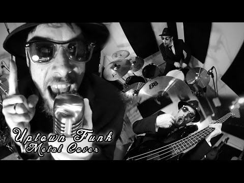Uptown Funk (metal cover by Leo Moracchioli)