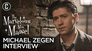 The Marvelous Mrs. Maisel Season 3 Interview: Michael Zegen