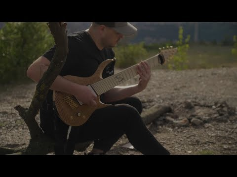 Modern Day Babylon - Timelapse ||| guitar playthrough |||