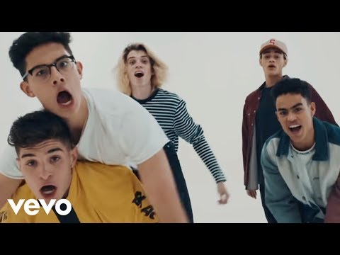 PRETTYMUCH - Teacher (Official Video)