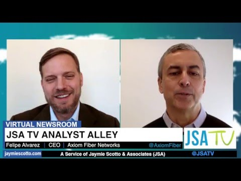 JSA Analyst Alley with Axiom Fiber Networks & Atlantic ACM