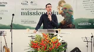"""Mensagem Miss. VJ   """"O sucesso do Cristão""""   12/09/2021 - Domingo Manhã"""