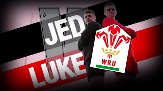 Jed v Luke - Menywod Cymru Rhan 1 | Stwnsh Sadwrn | S4C