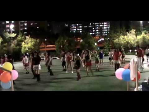 Pom Poms Line Dance