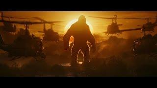 KONG: SKULL ISLAND - Biopremiär 10 mars - Officiell final trailer HD