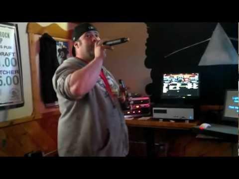 DJ Todd - Lightning Crashes - Karaoke