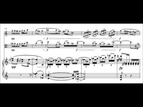 Beethoven's Fable: Trio for Clarinet, Viola, and Piano (2016)