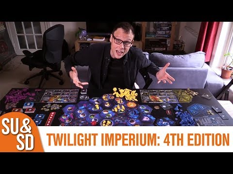 Twilight Imperium: Fourth Edition - Shut Up & Sit Down Revie