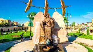Дербент как  самый старинный город в России(Город расположен на западном берегу Каспийского моря, на реке Суходол, к северу от устья реки Рубас, там..., 2016-03-26T16:11:13.000Z)