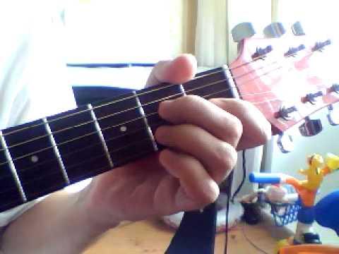 Катюша - Аккорды на гитаре (видео)