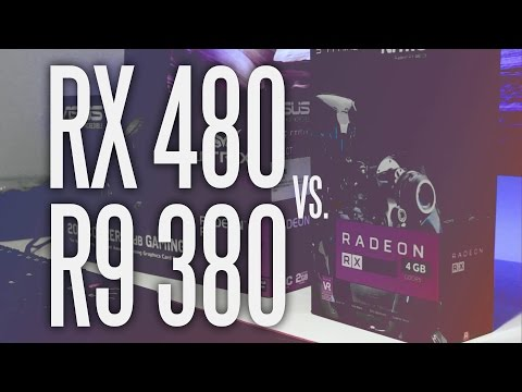 RX 480 vs R9 380? How much better is it? (Ultrawide 2560 x 1080)