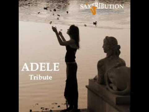 Adele-Tired (SAXTRIBUTION)