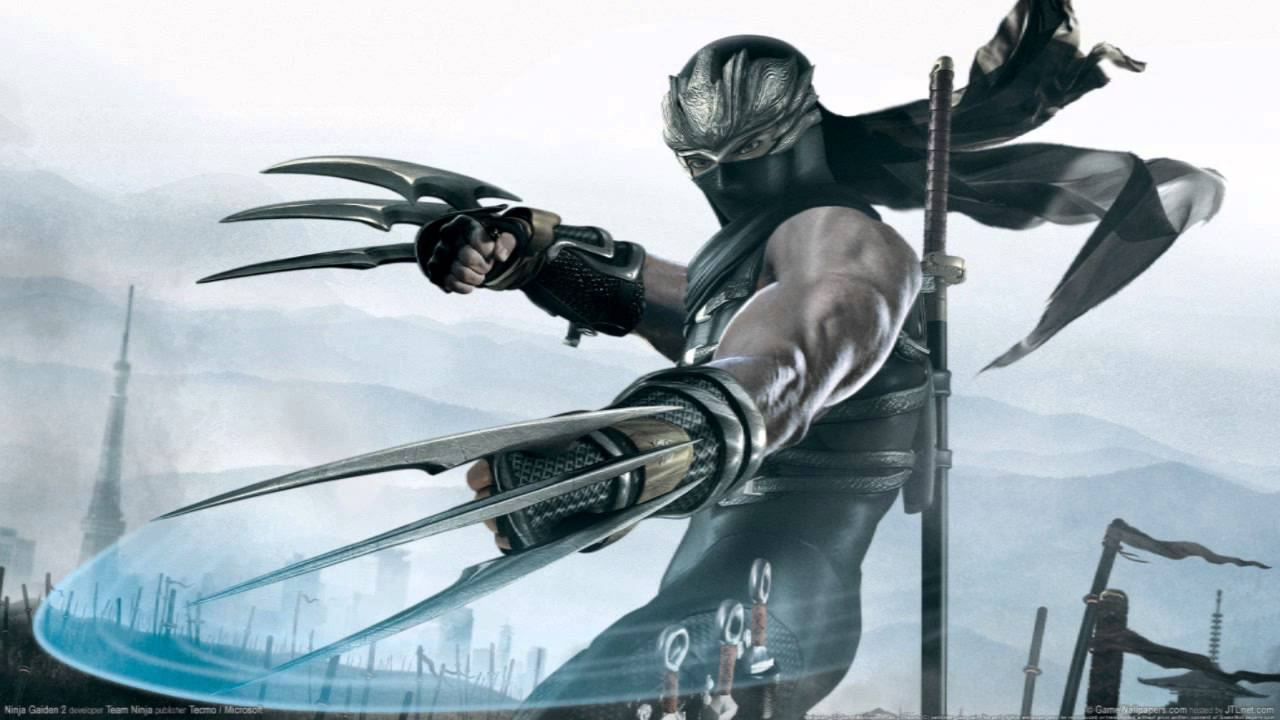 Epic Ninja 2 - Free Online Game on Silvergames.com