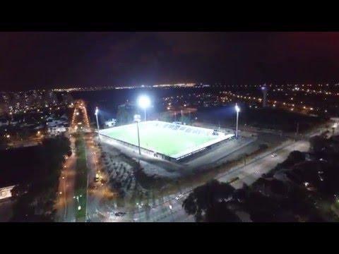 Phantom 3 Pro - Quick shot Yavne Stadium | Drone Meetings ISRAEL | מפגשי רחפנים בישראל