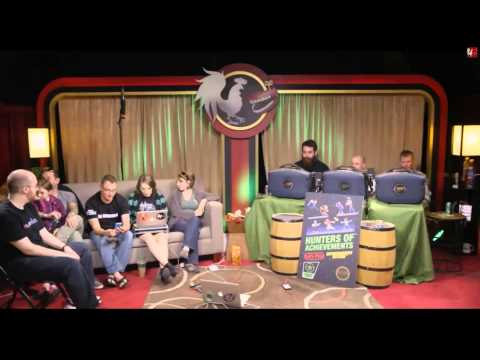 Hour 6 Of The Rooster Teeth 8-Bit Salute Live Stream