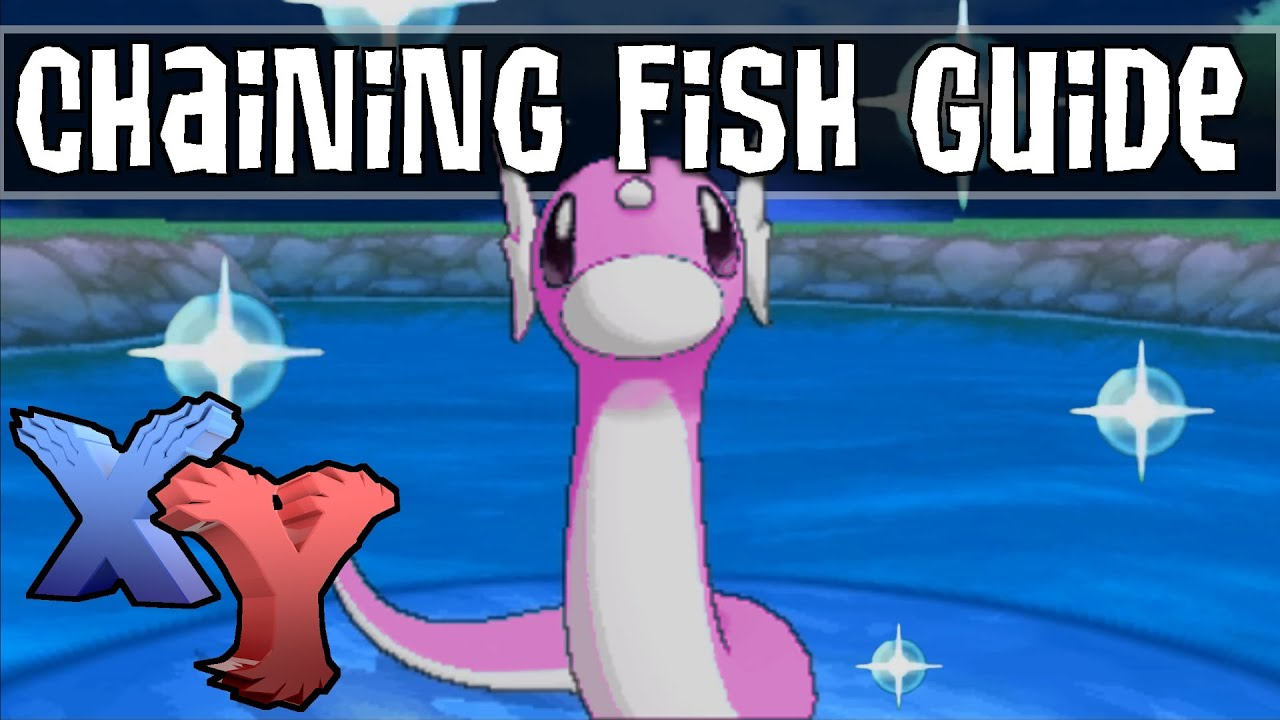 Chaining Fish for Easy...