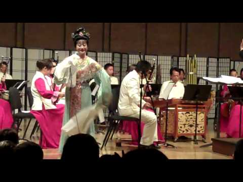 Chinese Orchestra from Shanghai at SUU