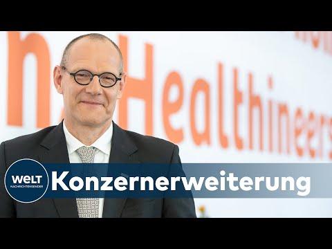 SIEMENS VOR MEGA-COUP: Deutsche Wollen Für 16 Milliarden Dollar US-Krebsspezialisten Varian Kaufen