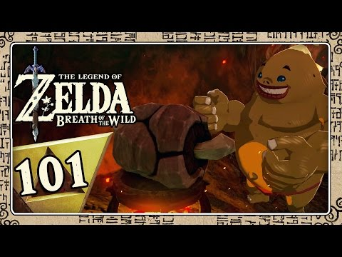 THE LEGEND OF ZELDA BREATH OF THE WILD Part 101: Der verlorene Bruder