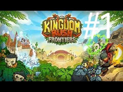 Прохождение игры Kingdom Rush 2 (Защита королевства 2) 5 уровень