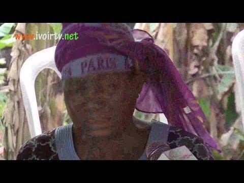 Cote d'Ivoire :Gbazé Thérèse pleure son fils exécuté par les coupeurs de route