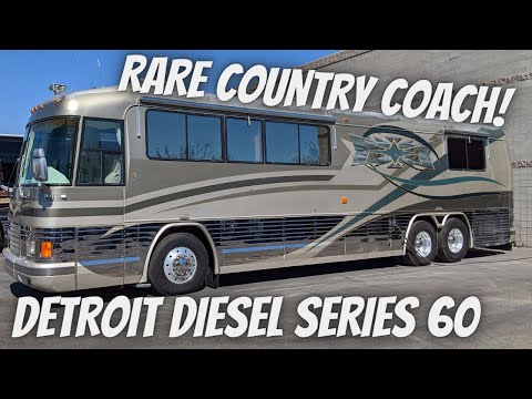 RARE COUNTRY COACH CONCEPT FOR SALE IN ARIZONA