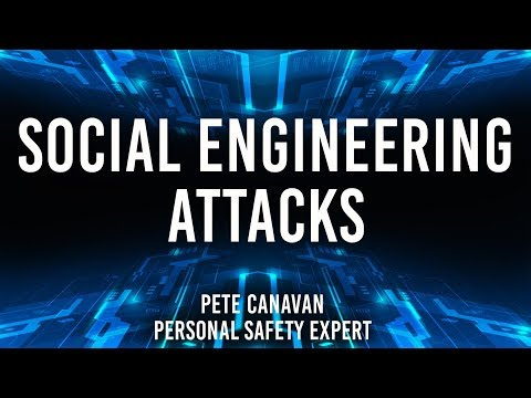 Social Engineering Attacks - Campus Safety University