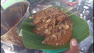 Indonesia Medan Street Food 2926 Part.1 Sate Padang Terang Bulan YDXJ0584
