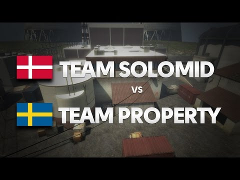 Team Property vs. Team SoloMid Map 1, Grand Final @ 99Damage Masters by ceh9