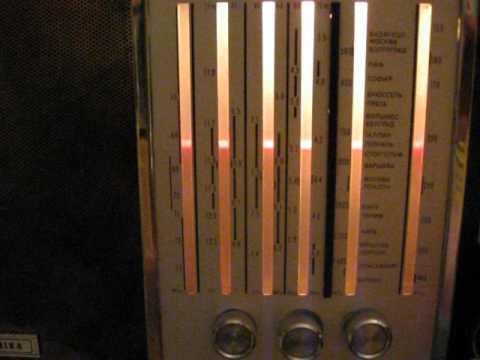 Радиоприемник Рига-104 Riga-104 radio