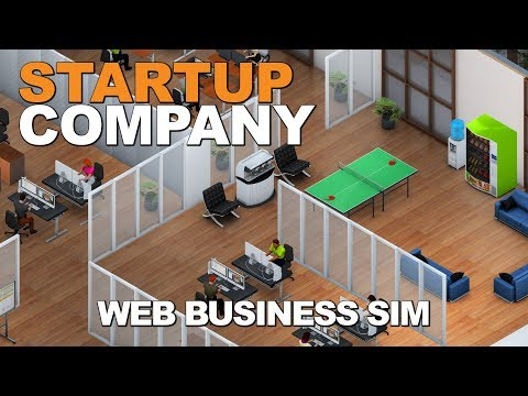 STARTUP COMPANY | Operandus Ltd Begins (Startup Company Gameplay part 1)