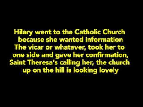 BELLE & SEBASTIAN If You Re Feeling Sinister (lyrics)