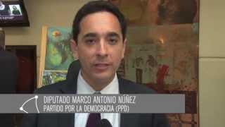 Diputado Marco Antonio Núñez Lozano (PPD) sobre las funciones del Congreso Nacional