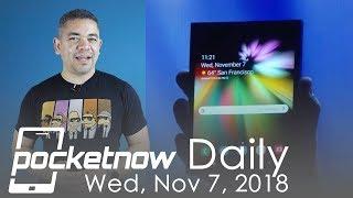Samsung's Infinity Flex Display revealed - Pocketnow Daily