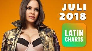 Top Latin/Reggaeton Songs • Juli 2018 | Latin Charts