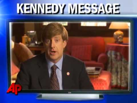 Rep. Patrick Kennedy: 'Won't Seek Reelection'