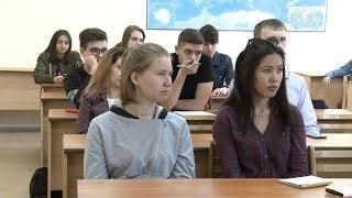 Студенты ЮУрГУ узнали о приоритетах программы международного обучения