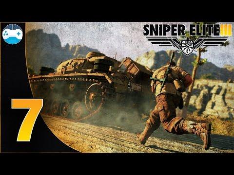 Sniper Elite 3: Afrika - Epizoda 7 - Halfaya Pass [PART 3]